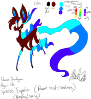 Kaitlyn Ref by leafeoneve3