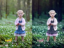 Girl Before/After by annewipf
