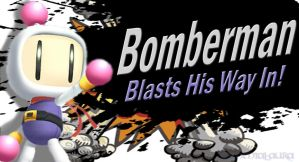 Bomberman SSB4 Request by Elemental-Aura