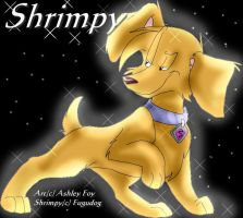 Scott AKA Shrimpy by xAshleyMx