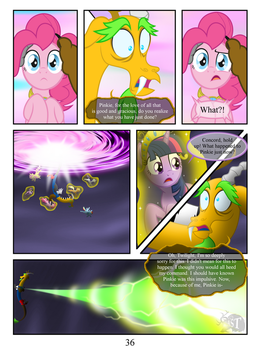 MLP: IvH page 36 by AppleStixTime