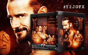 WWE TLC 2011 Cover by Y2JGFX