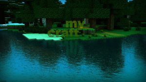 my craft wallpaper FHD by wswsart