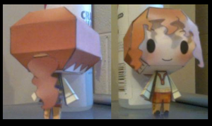Angelo Papercraft Finished by Caramelcat123
