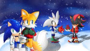 Christmas...and a happy new year by SonicTH105