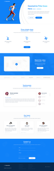 Landing Page by dartthemes