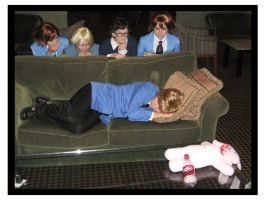 Ouran Host Club...uhoh by jac