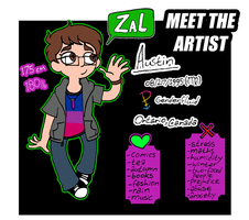 Meet The Artist by Zal001