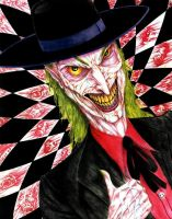 The Man WHo Laughs by Bracey100