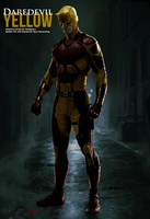 Marvel's Daredevil: YELLOW - Concept Manipulation by MrSteiners