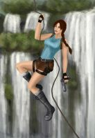 - Lara Croft - by indigo21