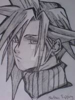 Cloud Strife by Tipster360