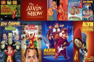 Alvin  The Chipmunks by kulovers09