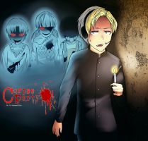 Pewdiepie plays Corpse Party by KokawaChise