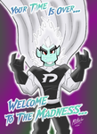 Welcome To The Madness ID by MRottDawgBarks