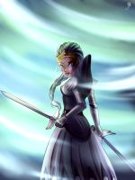 Fighter by JuliaGoldfox