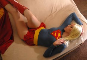 Supergirl by cimorenee