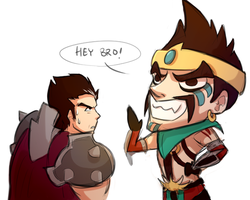 DRAVEN DRAVEN by KittyConQueso