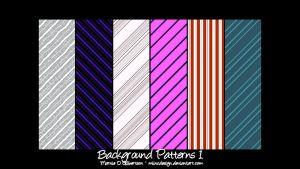 Background Patterns 1 for UF by miincdesign