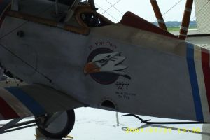 Nieuport Close-up by Boomerang503