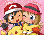 Let's do NUZZLE by Coffgirl