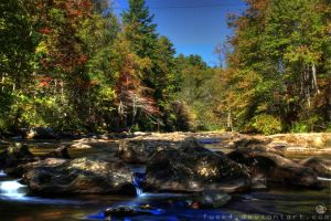 River HDR I by fusk4