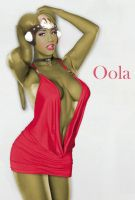 Oola in Red by demogoron
