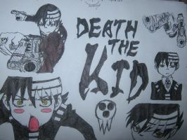 Death The Kid Awesomeness by Lil-Miss-Princess09