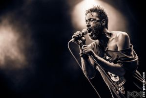 Saul Williams by psykozz