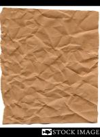 Brown paper Stock by stephanielok