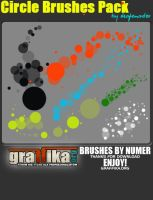 Circle Brushes Pack by shapemaster