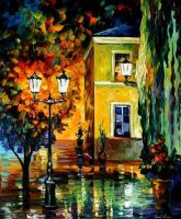 SOUTHERN NIGHT by Leonidafremov