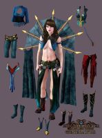 working on outfit by epicgenerator