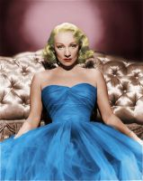 Marlene Dietrich enhanced by Takes2Hands2