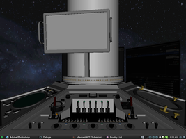WIP - Ultimate Dr. Who Desktop (youtube link) by fraterchaos