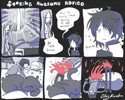 advice xD by J-qn