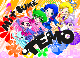 Temo Group Done by ManouAzumi
