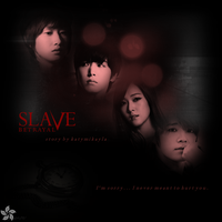 Slave: Betrayal poster by garche4291