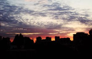 Yasamal, 6:19 am by frompeace