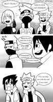 Shannaro (Naruto Chapter 689 Spoilers) by Red-Cyclone