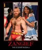 This is Zangief by MexPirateRed