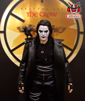 THE CROW ERIC DRAVEN 01 by wongjoe82