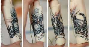 m - ink1 by cottongrey
