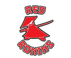 RED RONINS logo by FallenAngelGM