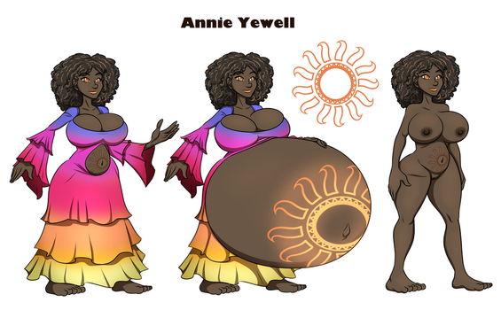 Annie Yewell by RiddleAugust