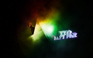 daft punk wallpaper by XxcP