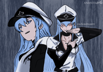Commission: Esdeath-Sama for KuroInsanity by AnanyaArts