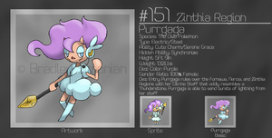 151 Purrgaga by Clowcardruler
