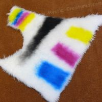 Airbrushed fakefur , shortpile by Mystic-Creatures