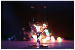 empty glass bokeh tests by MuratGezer